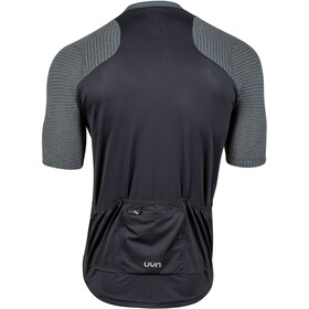 UYN Activyon MTB OW Maglietta Con Zip Intera Uomo, black